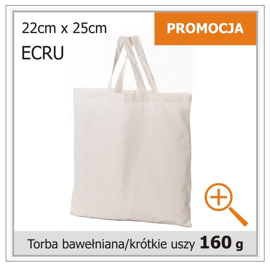 torba bawelniana 160 mala