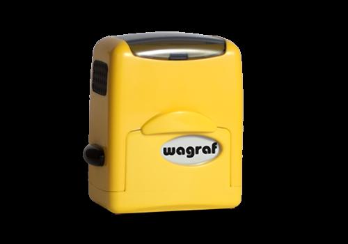 Pieczątka Wagraf 1s żółta
