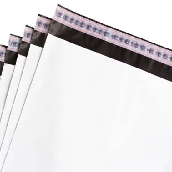Foliopaki koperty kurierskie z nadrukiem 350x450