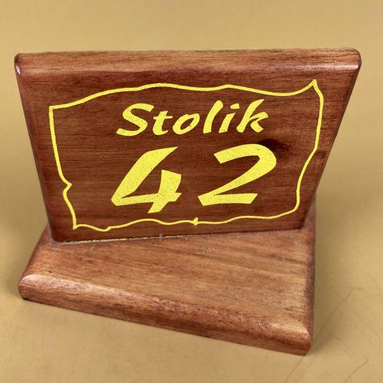 Sitodruk - druk na drewnie