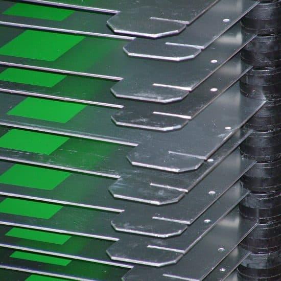 Sitodruk - druk na metalu alumnium