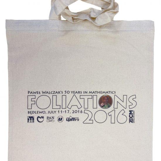 Materiałowe torby bawełniane z długimi uszami z nadrukiem DTG ze zdjęciem