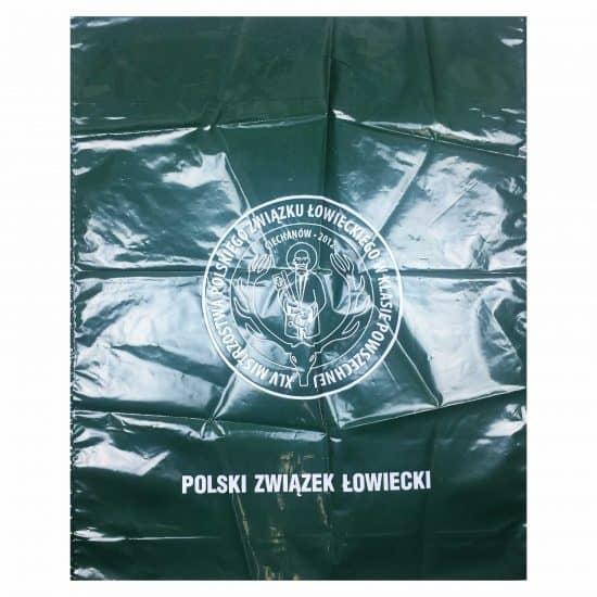 reklamówki foliowe torby z nadrukiem związek łowiecki