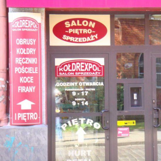 tablice informacyjne na drzwi