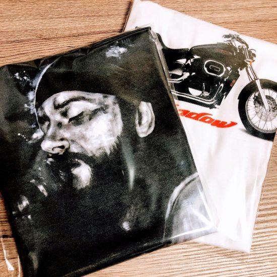 koszulki z własnym nadrukiem rr i motocykl
