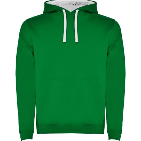 Bluza meska z wlasnym nadrukiem Roly zielona