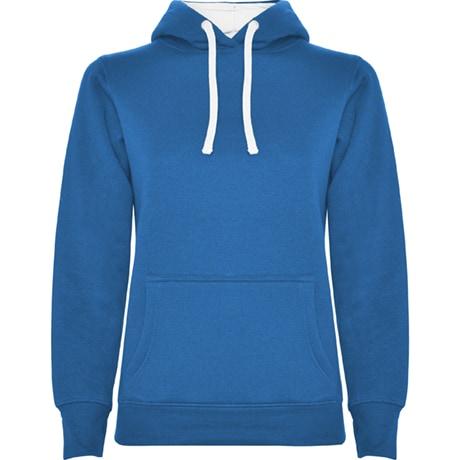 Bluza z wlasnym nadrukiem Roly damska niebieska