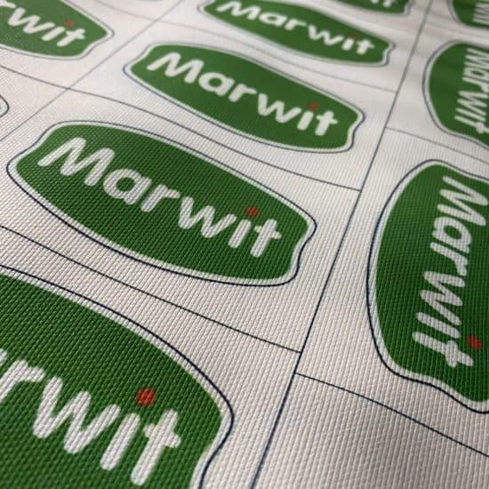 Nadruk DTG na bawelnie-canvas Marwit