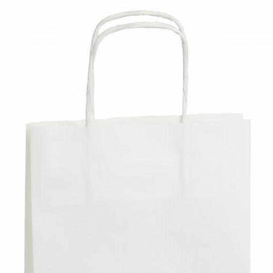 torba na wino biala papierowa 18x8x34