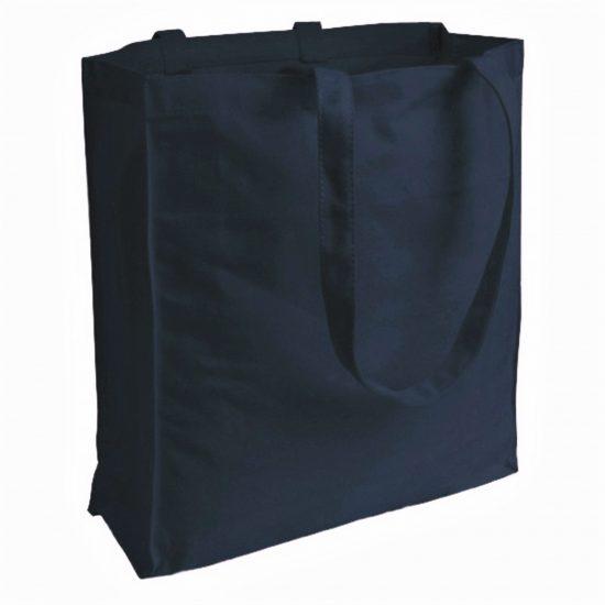 torby canvas granatowa 220gr