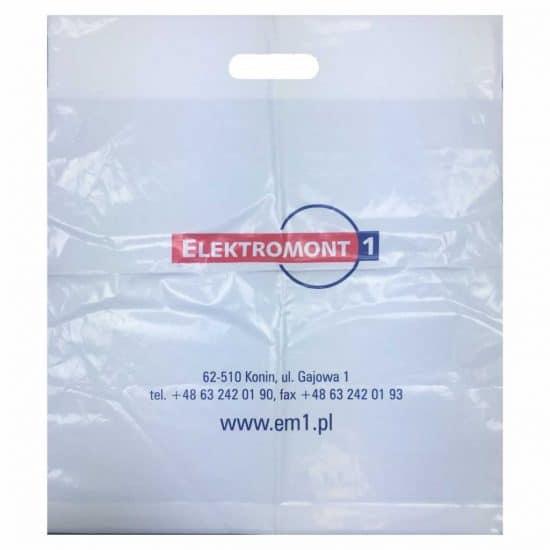 torby foliowe z nadrukiem elektromont