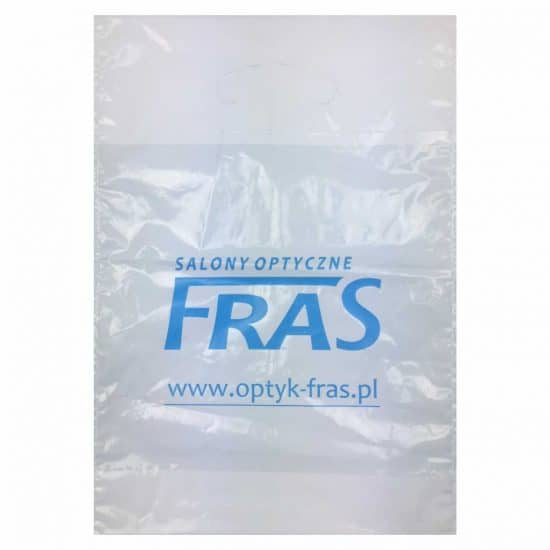 torby foliowe z nadrukiem fras