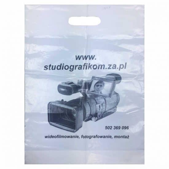 torby foliowe z nadrukiem grafikom