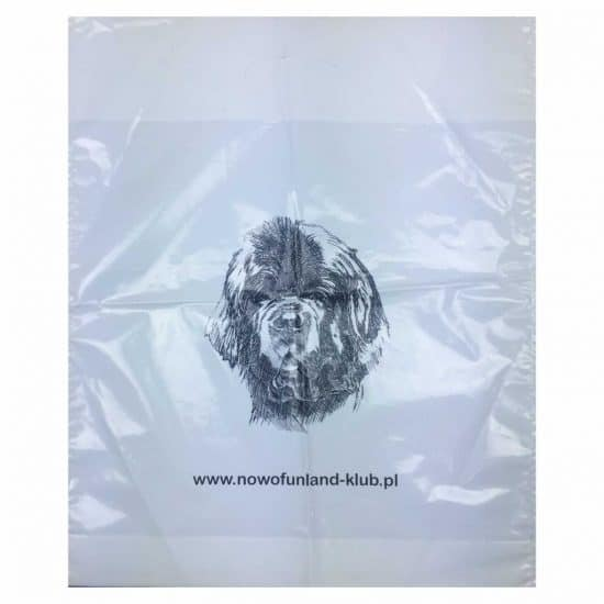 torby foliowe z nadrukiem nowofunland