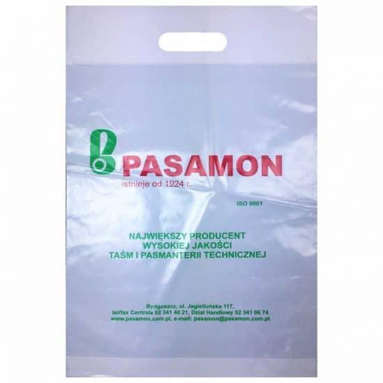 torby foliowe z nadrukiem pasamon
