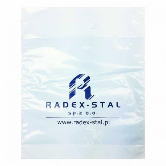 torby foliowe z nadrukiem radex