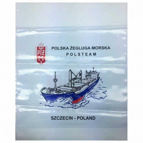 torby foliowe z nadrukiem zegluga