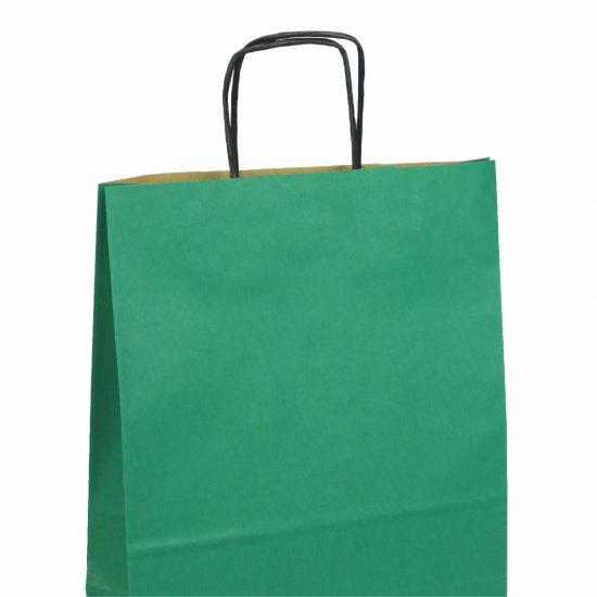 torby papierowe kolorowe z nadrukiem